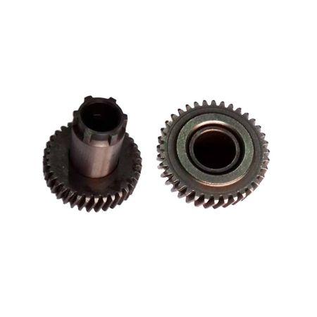 23/23-1616328041 Engrenagem de Aço-SP2-24 versão com 6 Dentes 23/23-1616328041 Engrenagem de Aço-11226 versão com 6 Dentes