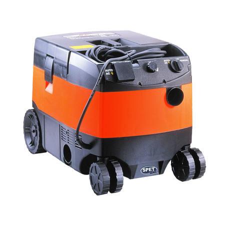 Aspirador de Pó para Ferramentas, Sólido e Líquido SPET DE25 / 25 Litros 1200W / 220V Aspirador de Pó DE 25 - 220V