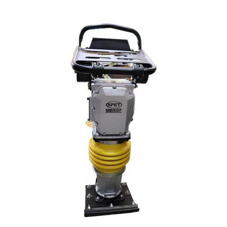 Compactador de Solo Elétrico / Tipo Sapo / MR60e 3000W - 4CV / 220V COMPACTADOR DE SOLO MR60e 220V-60HZ MONO