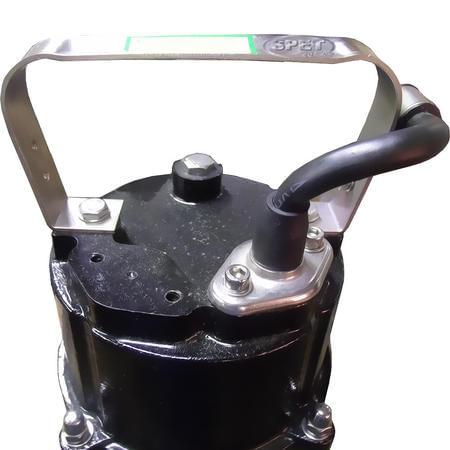 Bomba Submersa Lameira para Água e Lama SPET SPV1100F 3'' 220 V - Trifásica Bomba Lameira SPV1100F 3
