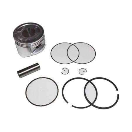 Kit de Reparo c/ Pistão, Anéis e Eixo para Motor Honda GX390 KIT PISTAO ANEIS, E EIXO MOTOR HONDA GX390