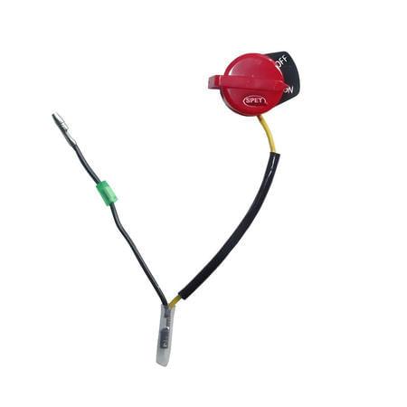 Interruptor liga/desliga para motor GX160/120 Interruptor liga/desliga GX160
