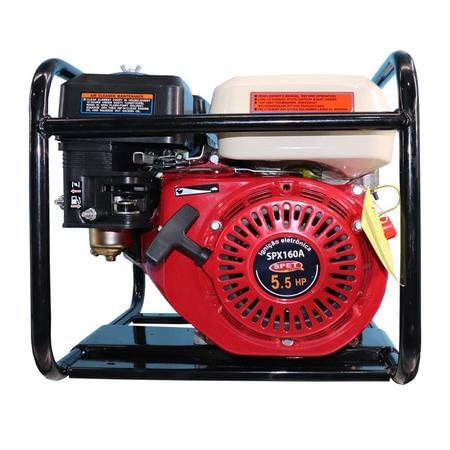 Motor Acionamento p/ Vibrador de Imersão ou Bomba Mangote / Gasolina 5,5 HP/4 T / SPVR GX160 MOTOBOMBA 4 TEMPOS SPVHGX160 5.5HP