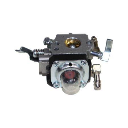 Carburador 2T BS50 / BS60 c/ Bulbo Pos 18 / Ref L2450CBT01C / Peça Motor Wacker/Loncin CARBURADOR WACKER