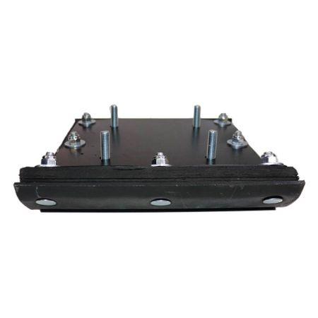 Conjunto Placa Base Completa Pos 59 / Ref MR60R1206855 / Peça Compactador MR60-R120 Conjunto Placa Base Completa Pos 59 / Ref MR60R1206855